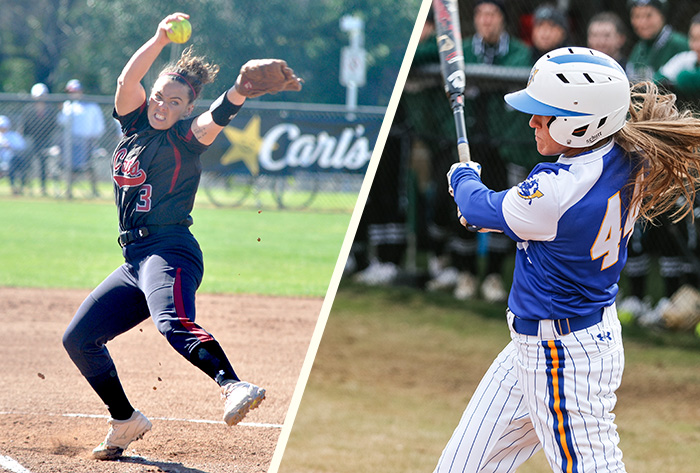 Southern Arkansas' Goad, Chico State's Gilham earn 2018 Louisville Slugger/NFCA Division II weekly honors