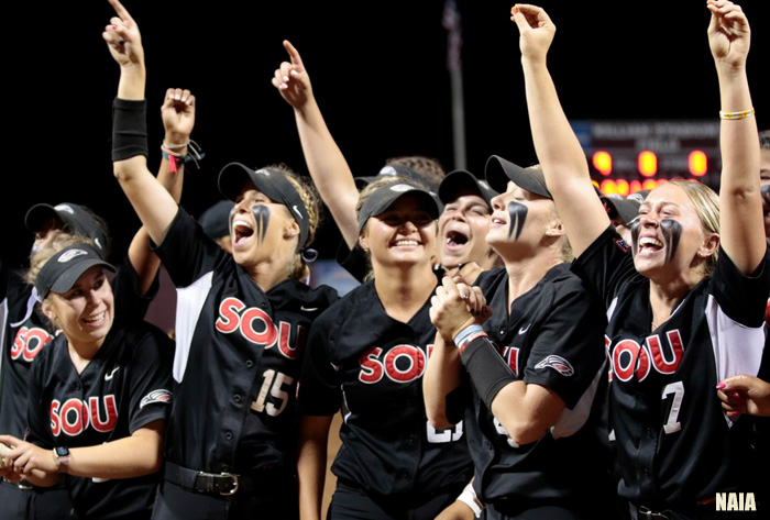 Southern Oregon No. 1 in 2020 NAIA Softball Coaches' Top 25 Preseason Poll