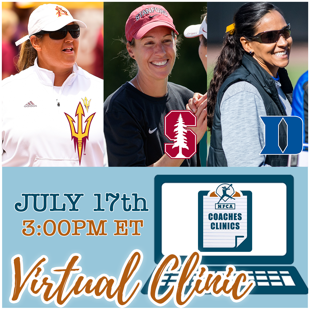 July 17, 2020 | Virtual Coaches Clinic