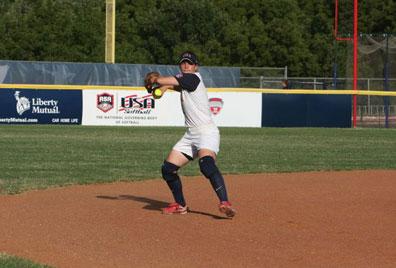 May-Johnson Leads USA Softball Athlete of the Year Awards