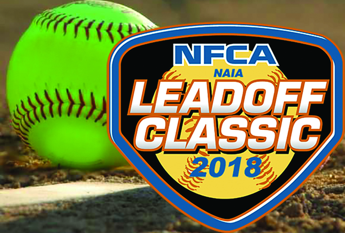 Nineteen teams poised to compete in NFCA NAIA Leadoff Classic
