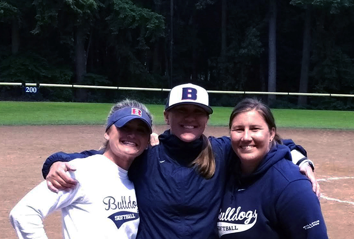 Regular season champs Bellevue named NFCA NWAC National Coaching Staff of the Year