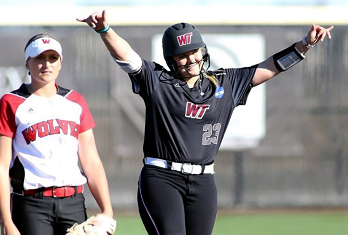 No. 1 West Texas A&M reaches 50 wins and stays atop NFCA Division II Top 25 Coaches Poll
