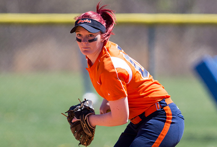Carson-Newman's Siebert named  NCAA Woman of the Year top-9 finalist