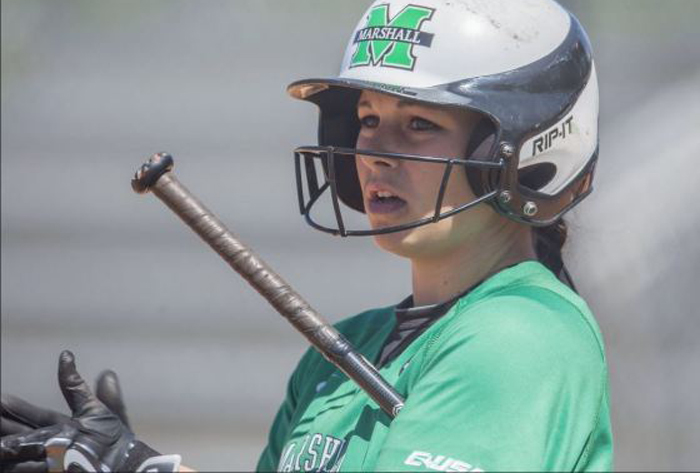 Ex-Marshall softball player dies following car accident