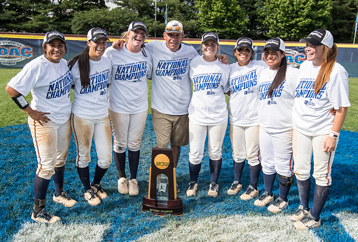 Texas-Tyler wins first NCAA Division III title