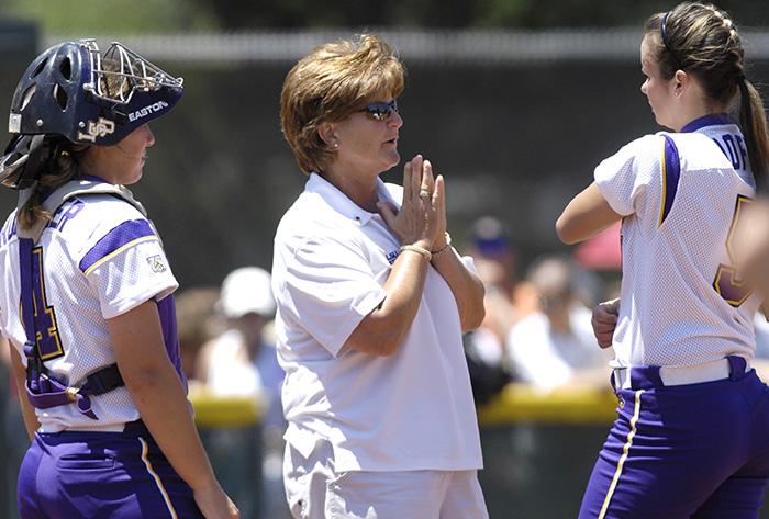 Girouard selected for enshrinement into Louisiana Softball Hall of Fame