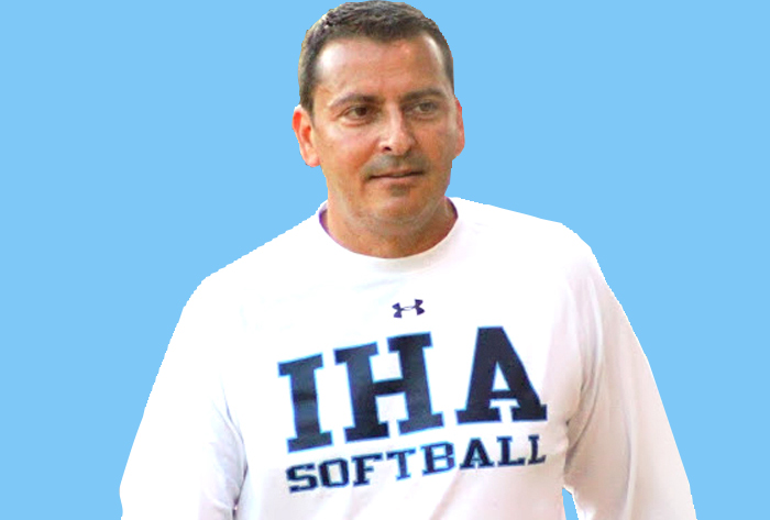 NFCA, softball community stunned by death of IHA coach Anthony LaRezza