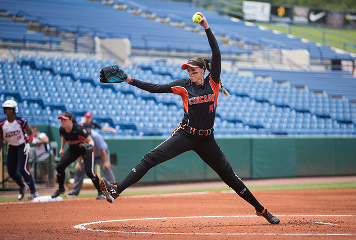 Bandits Top Pride in Game One Pitcher's Duel; Game Two Still Scheduled for Monday