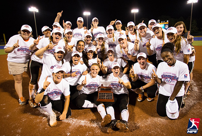 Chicago Bandits Capture 2015 Cowles Cup; Shut Out Pride 1-0
