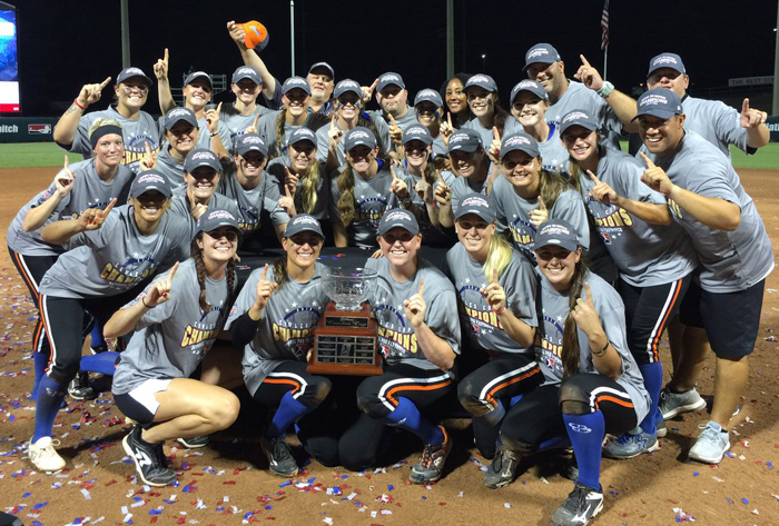 Bandits win second straight Cowles Cup; Cervantes named MVP