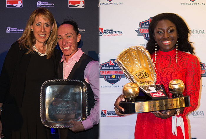 Historic night at the 2016 NPF annual awards banquet