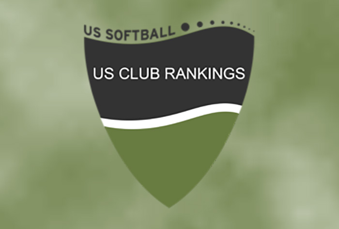 TCS US Fastpitch Club Rankings announce 2016 final results for 14u, 16u, 18u