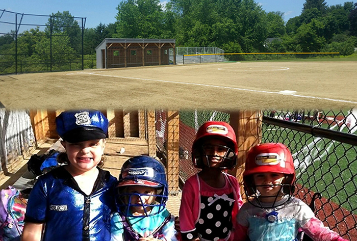 Auburn (Mass.) Benefits from Little League® Grow the Game Grant Program