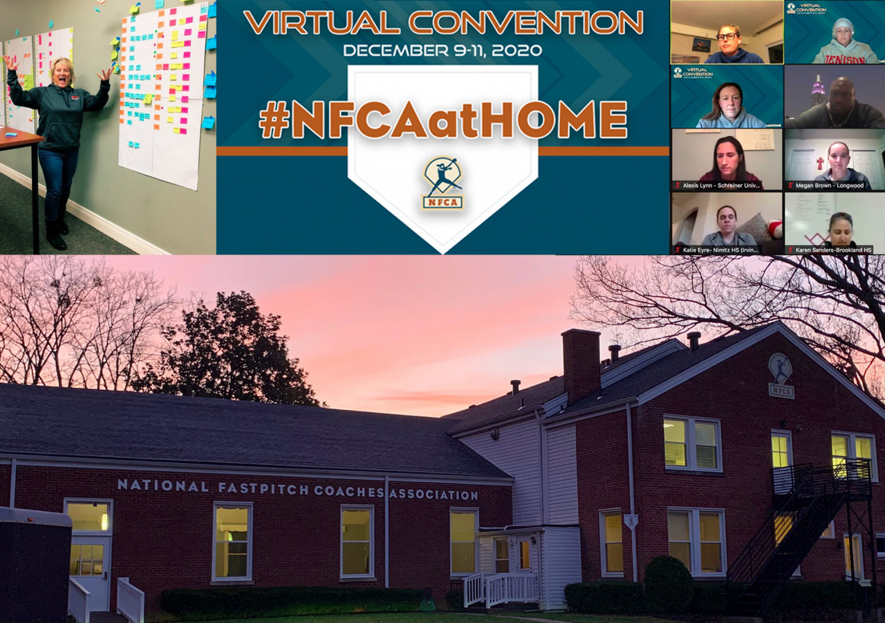Going behind-the-scenes at the NFCA Virtual Convention