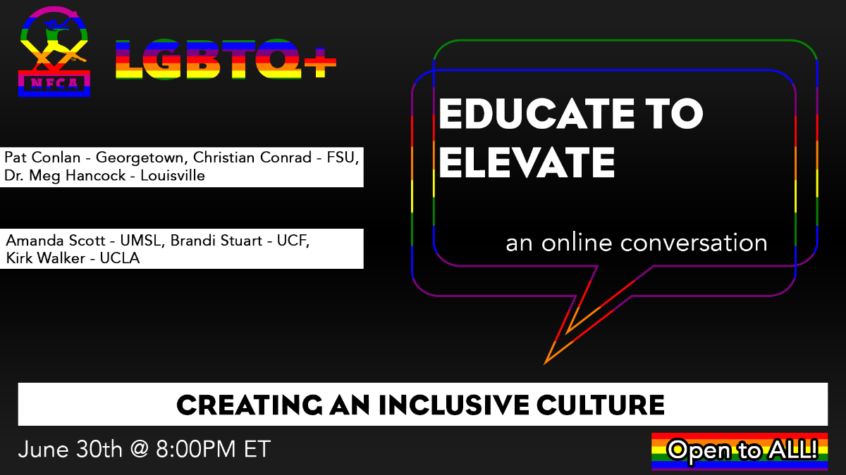 June 30, 2020 | Creating an Inclusive Culture