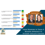 From Weapons to Tools: A Modern Approach to Student-Athlete Surveys