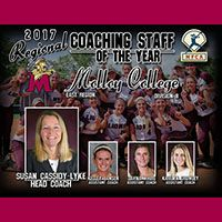 National & Regional Coaching Staff of the Year